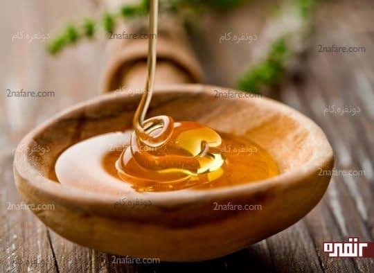 استفاده از عسل برای درمان پوست مرده پا