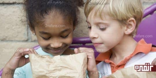 تغذیه در مدرسه