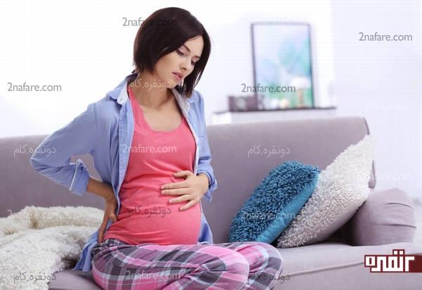 پوکی استخوان در بارداری