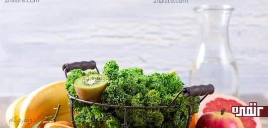 نیاسین موجود در سبزیجات