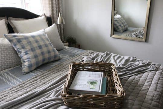 اتاقی آرام و دنج برای استراحت مهمانان
