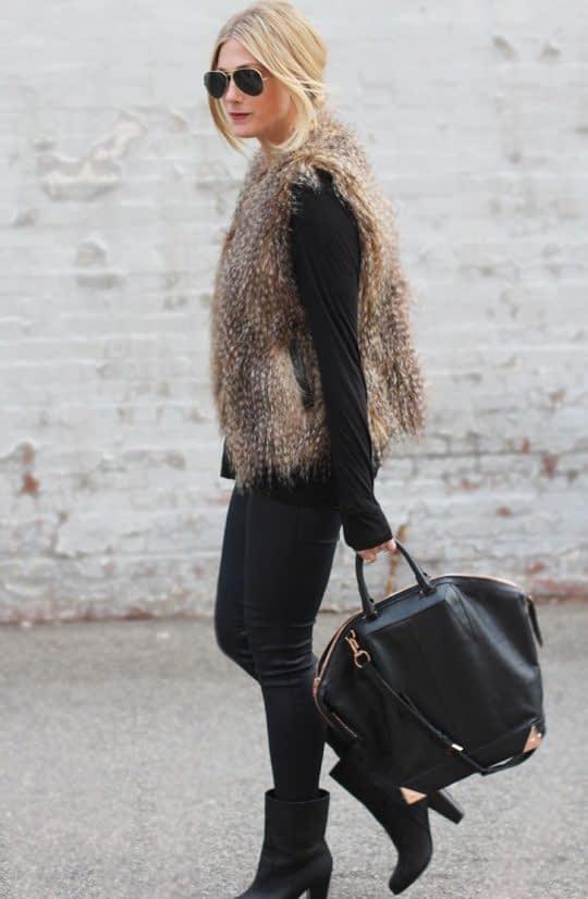 استفاده از کیف بزرگ برای عکس