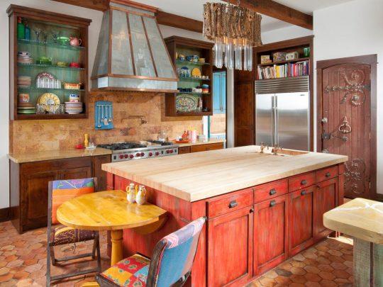 ترفندهایی برای داشتن آشپزخانه ای تمیز و مرتب