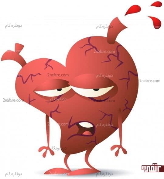 تسکین دهنده ی قلب و فشار خون
