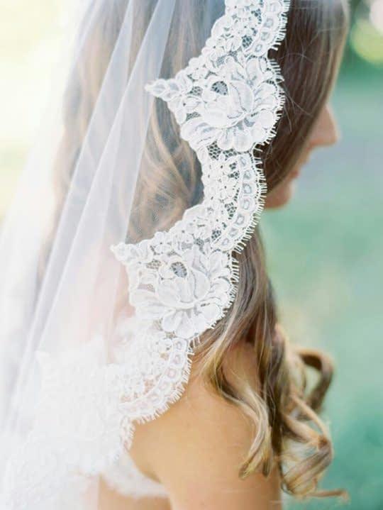 حاشیه تور عروس