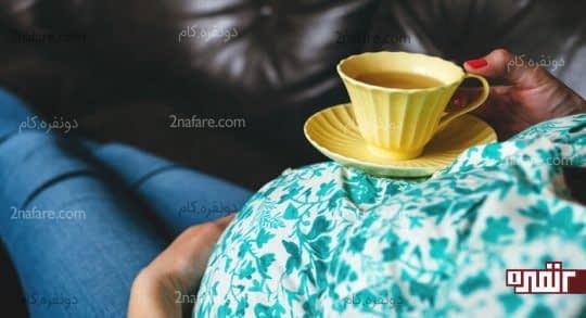 درمان درد مفاصل در بارداری با مصرف چای زنجبیل