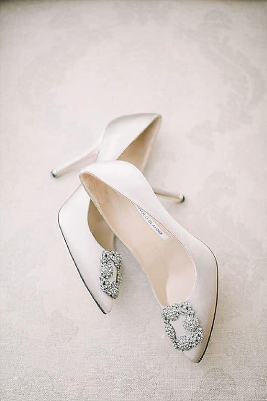 در انتخاب کفش عروس این نکات را رعایت کنید