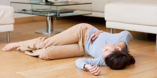 در بدن چه اتفاقی میفته که منجر به غش میشه