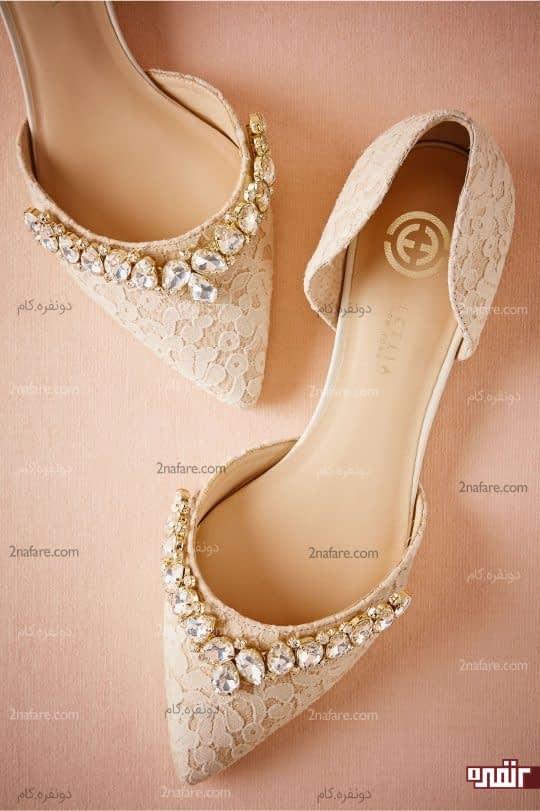 راحتی کفش عروس