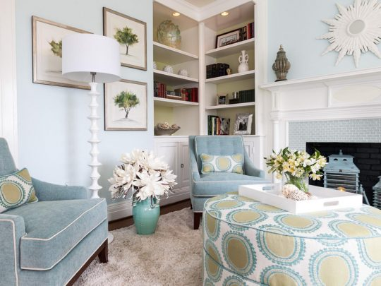 راهکارهایی برای بزرگتر نشان دادن فضای خانه