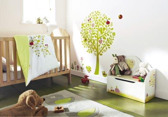 راهکارهای مهم و ساده برای تزیین اتاق کودک