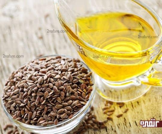 روغن کتان یک داروی گیاهی قوی برای تخمک گذاری