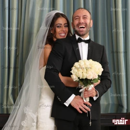 شاد و با نشاط در عروسی