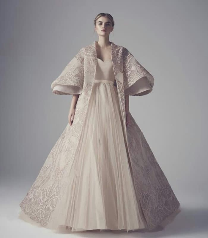 شنل آستین دار عروس شنل های شیک و خاص عروس • دونفره