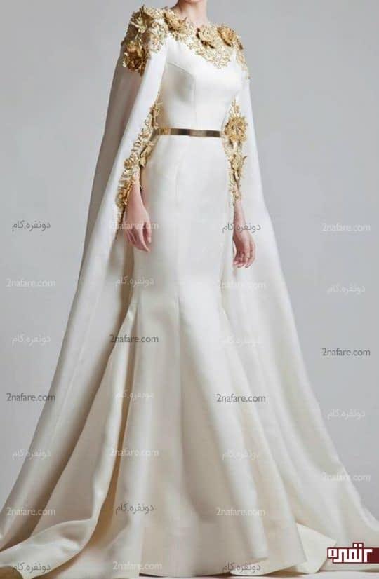 شنل عروس ست لباس عروس