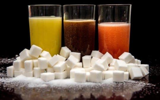 شکر و نوشیدنی های شیرین را فراموش کنین