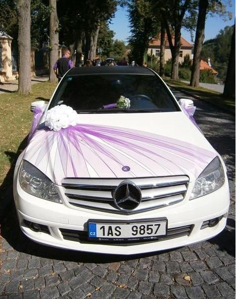 ماشین عروس خاص و شیک