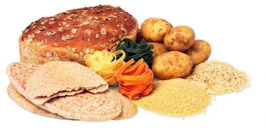 مقدار کربوهیدرات را در رژیم غذایی خود کم کنین