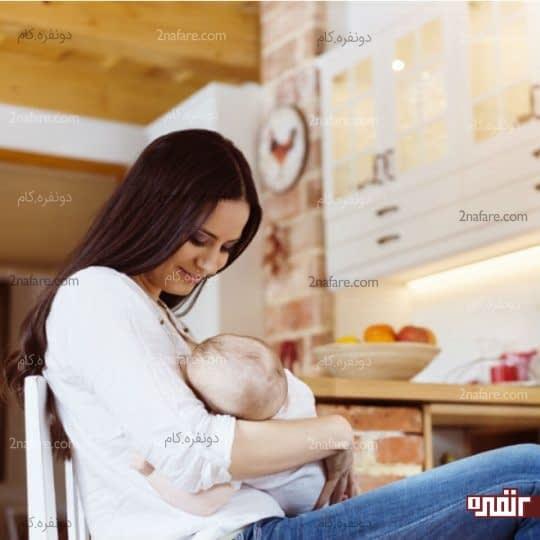 مواد غذایی مفید برای افزایش شیر مادر
