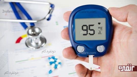 نخود کمک به درمان دیابت