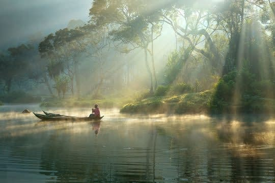 نور طبیعی ذوق عکاسی را بالا میبرد