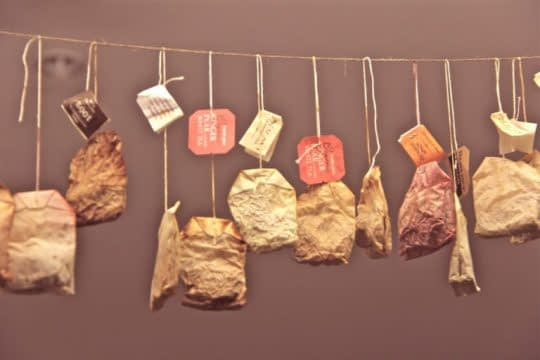 چای کیسه ای معطر و خوشبو