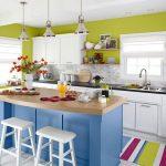در چیدمان آشپزخانه های کوچک چه اصولی باید رعایت شود؟