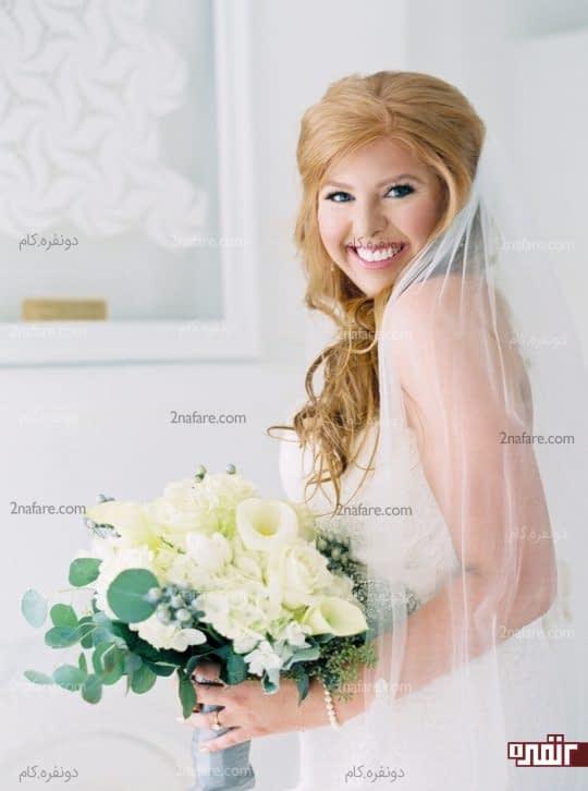 ژست تکی عروس