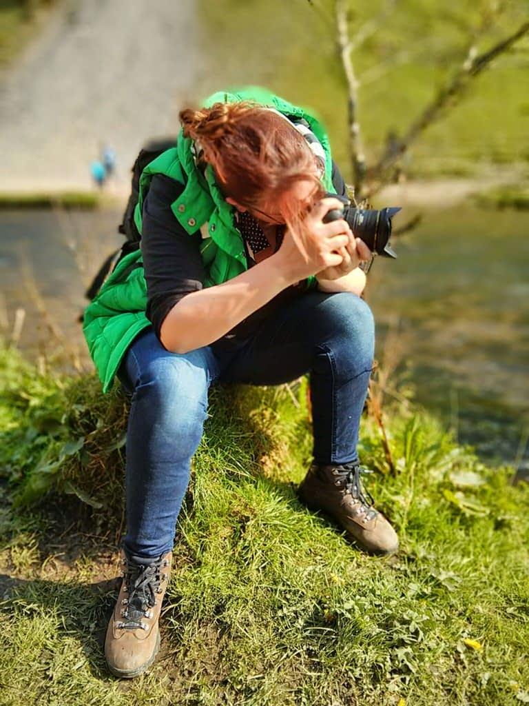ایده هایی برای ژست عکس در طبیعت