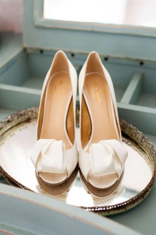 کفش عروس تابستونه و شیک