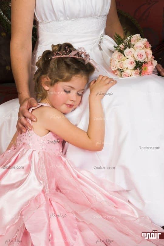 کودکان در عکسهای عروسی