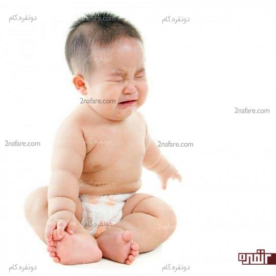 یبوست نوزاد را چگونه درمان کنیم؟