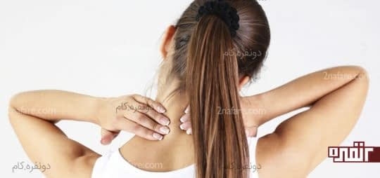 بی حسی دست و پا به دلیل آسیب عصبی گردن یا کمر