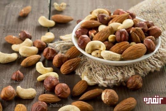 بادام ماده ای مناسب برای کاهش قند خون