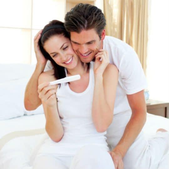 همراهی و حمایت همسر در طول بارداری
