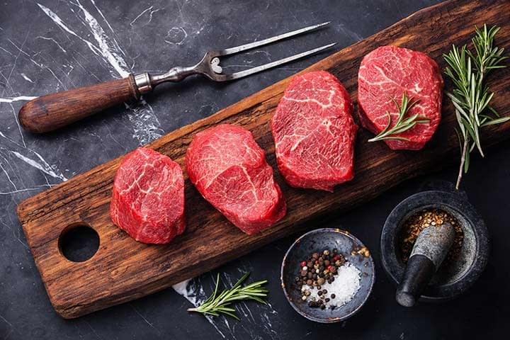 گوشت قرمز خطر ناباروری رو کاهش میده