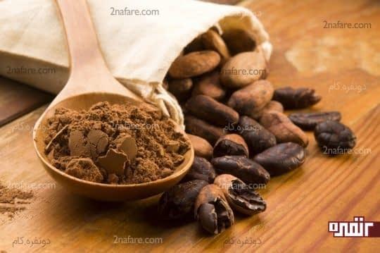 کاکائو ماده ای مناسب برای کاهش قند خون