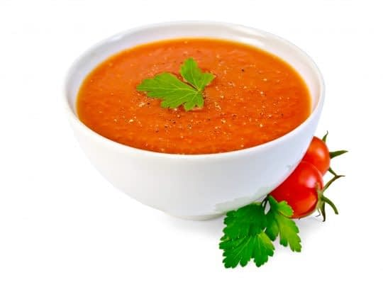 شام سبک مثل سوپ بهترین گزینه برای زنان باردار