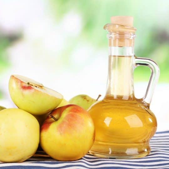 استفاده از سرکه سیب برای درمان قرمزی پوست بعد از اپیلاسون