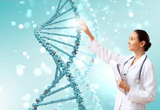 تامین سلامت توالی ژنها
