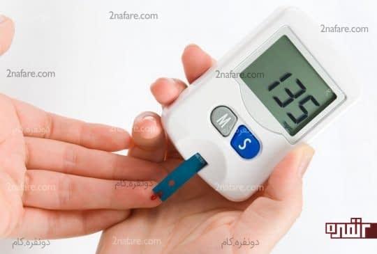 بی حسی دست و پا به دلیل بیماری دیابت