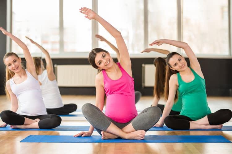 بهتره در دوران بارداری برنامه ورزشی منظم داشته باشین