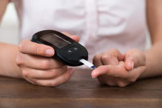 کنترل علائم دیابت با چای سفید