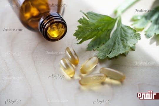 مکملهای دارویی برای تقویت سیستم ایمنی بدن