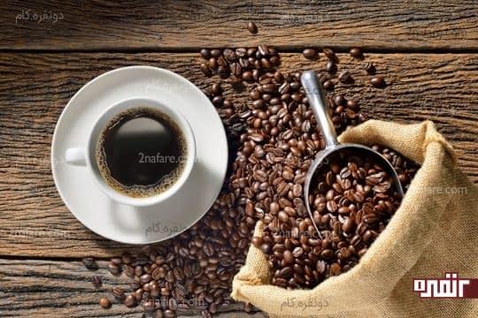 استفاده از قهوه برای درمان یبوست