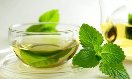 استفاده از چای سبز و نعناء برای درمان قرمزی پوست بعد از اپیلاسون