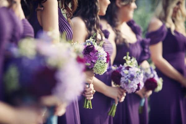 چطور رنگ سال رو در عروسی بکار ببریم؟