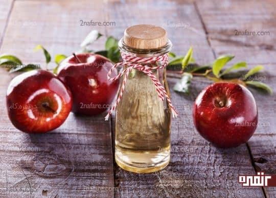 سرکه سیب ماده ای مناسب برای کاهش قند خون
