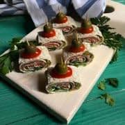 ساندویج رولتی کالباس