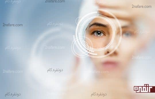 سلامت چشم با بهبود خونرسانی به آن